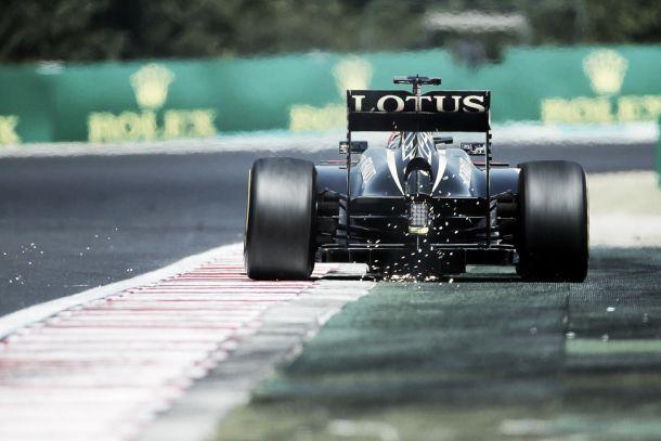Placa de titânio para gerar faíscas nos carros será testada no GP da Áustria