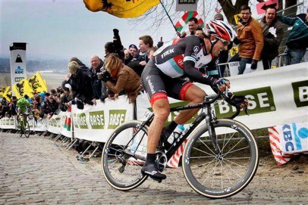 Paris-Roubaix 2014: Cancellara and Boonen go head to head