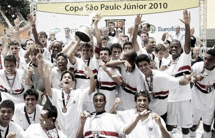 Casemiro, Lucas Moura.. Onde estão os jogadores da última final do São Paulo na Copinha?