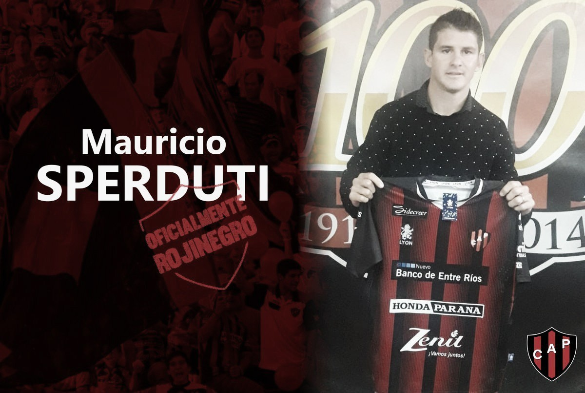 El salvavidas fue Mauricio Sperduti