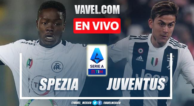 Goles y resumen del Spezia 2-3 Juventus en Serie A 2021