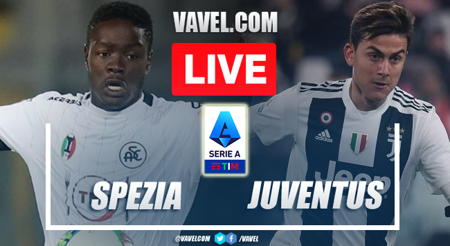 Goals and Highlights: Spezia 2-3 Juventus in Serie A