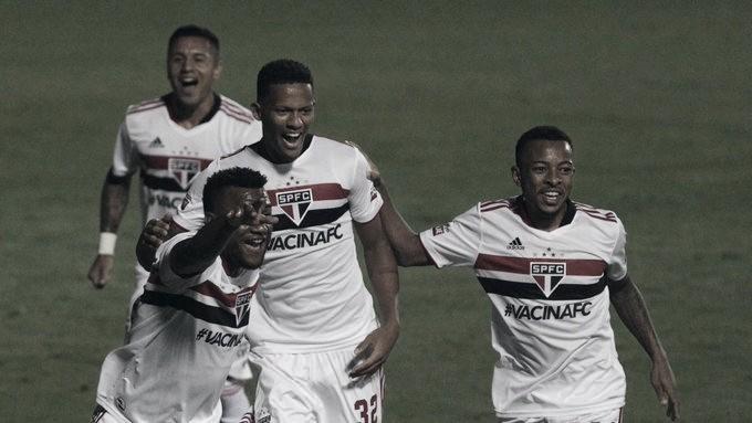Gols e Melhores momentos de Ituano 0 x 3 São Paulo