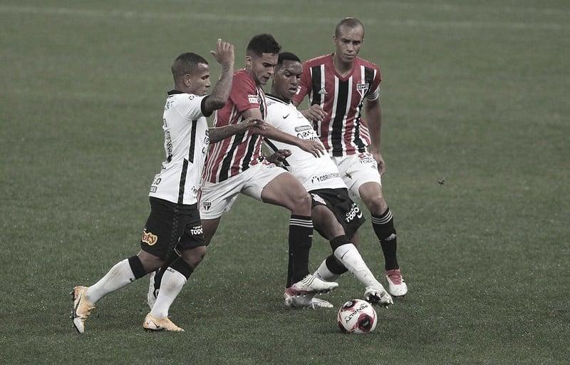 Gols e Melhores momentos de Corinthians 2 x 2 São Paulo