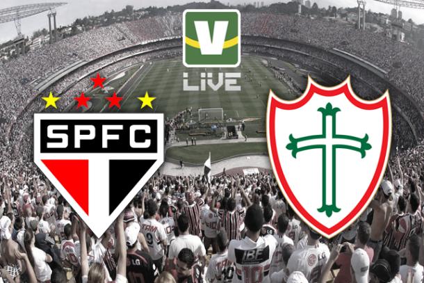 São Paulo x Portuguesa, Campeonato Paulista