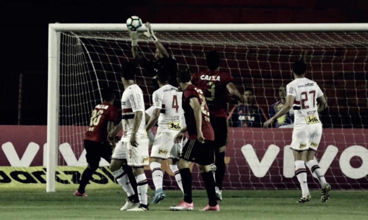 Para quebrar tabus, São Paulo vai à Recife enfrentar Sport pelo Brasileirão