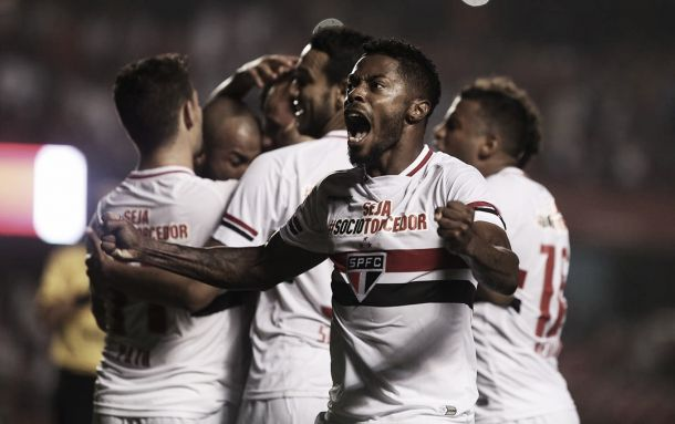 Jogadores do São Paulo dedicam classificação às semifinais à Muricy Ramalho