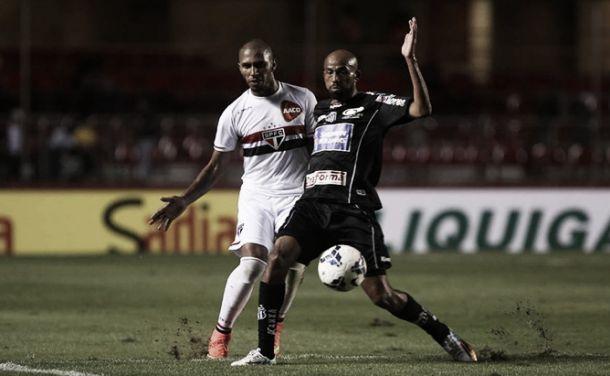Bragantino surpreende, vence no Morumbi e elimina o São Paulo da Copa do Brasil