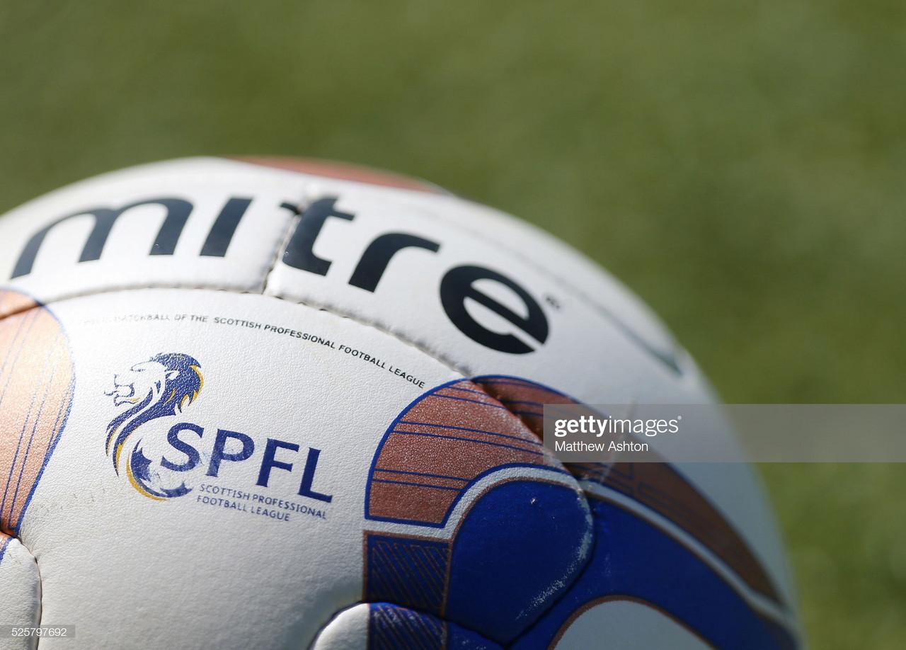 Scottish League One Round-Up