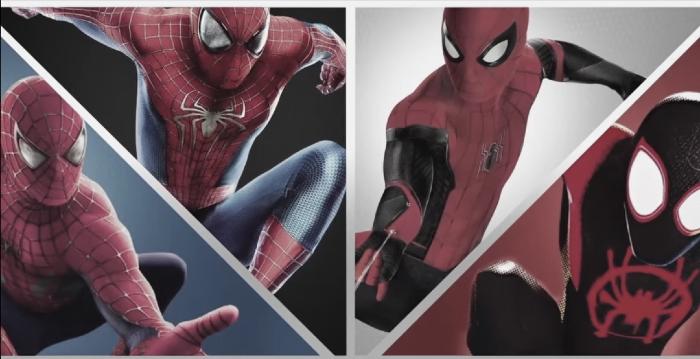 Bienvenidos al multiverso con 'Spider-Man 3'