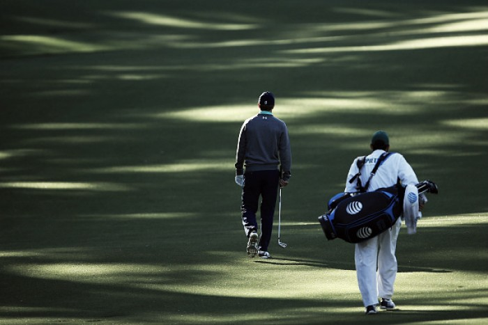 The Masters: Spieth remains top as the leaderboard is changed
