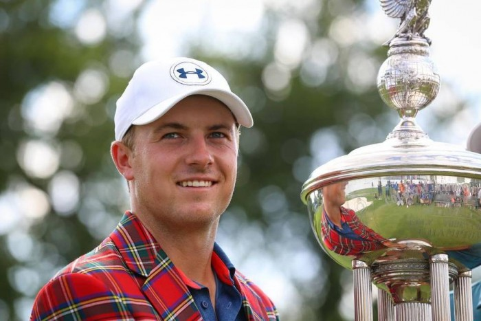 Top golfers of May 2016