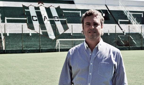 """Eduardo Spinosa: """"Queremos que Banfield sea el mejor club del país"""""""