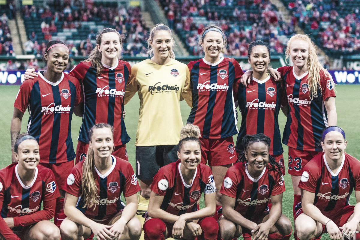 Washington Spirit 2019 preseason roster