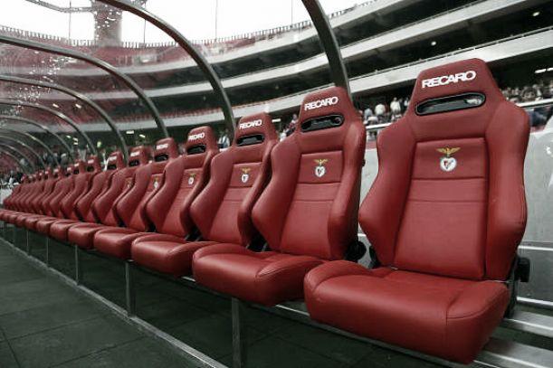 Quanta confiança tem Jesus no banco do Benfica?