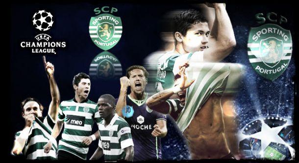 Leão regressa ao palco da Champions