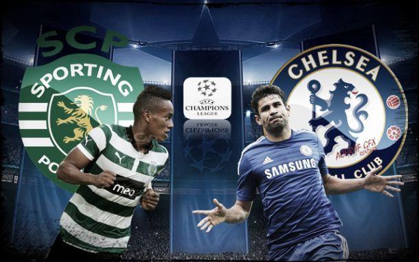 Luta de leões na selva da «Champions League»