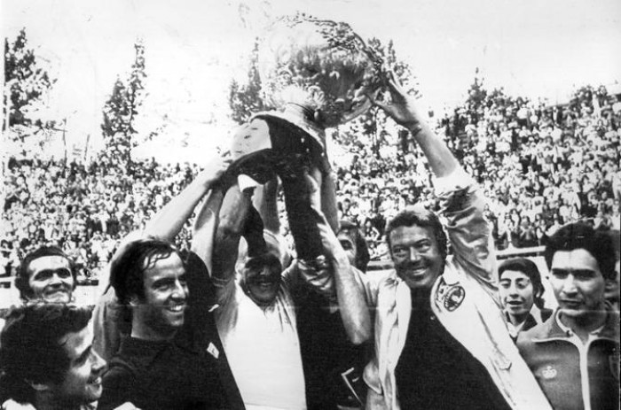 Pietrangeli e la Davis '76