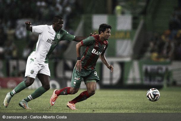 Sporting CP puede con un Marítimo peleón