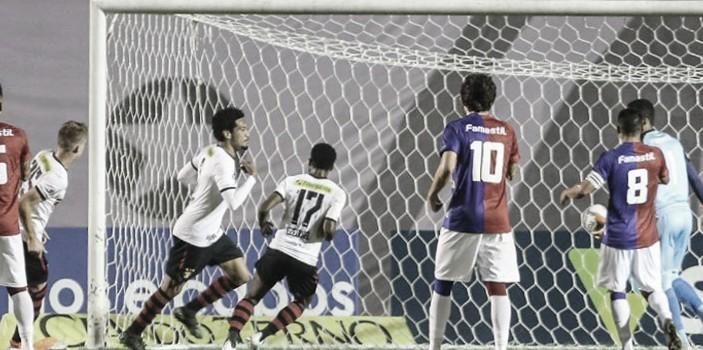 Hoje não! Sport vence em Curitiba e barra sonho do Paraná ser líder