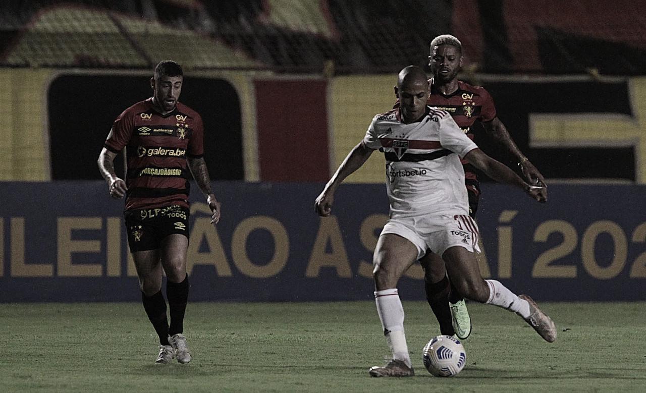 Em partida muito fraca, Pablo decide no início e São Paulo supera Sport na Ilha