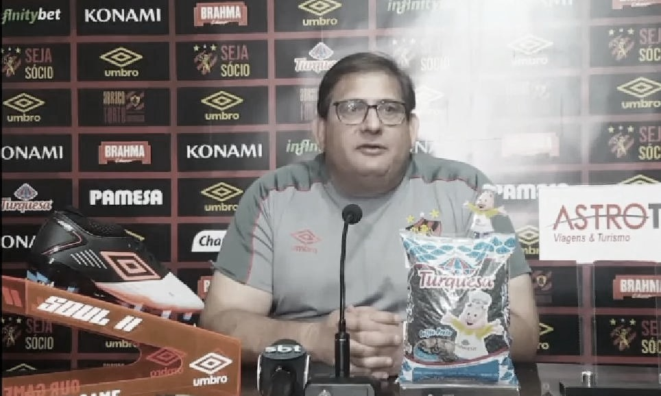 """Guto comemora empate em Pelotas e afirma: """"É importante levar um ponto"""""""