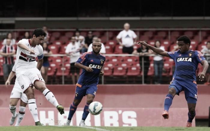 De olho nas primeiras posições, São Paulo recebe Sport no Morumbi
