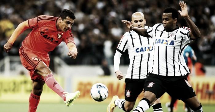 Buscando segunda vitória seguida para manter confiança, Corinthians visita Sport na Ilha
