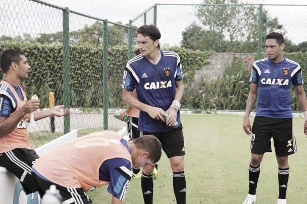 Baptista modifica time base e Sport está praticamente definido para estreia no Brasileirão