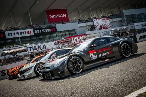 Super GT : les GT500 2014 dévoilées à Suzuka