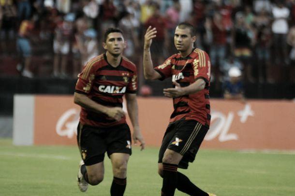 Sport volta a vencer e complica situação do Criciúma no Brasileirão