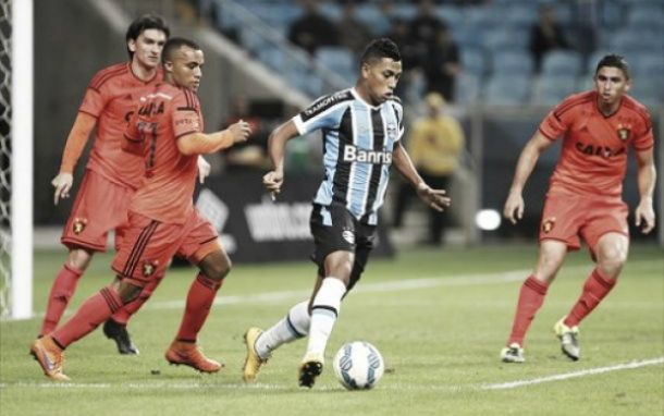 Pré-jogo: Sport encara motivado Grêmio para seguir sonhando com Libertadores