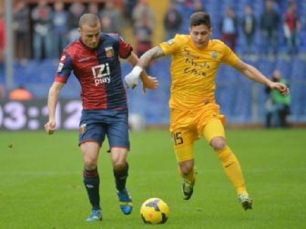 Diretta Genoa - Sassuolo, Live della partita di Serie A