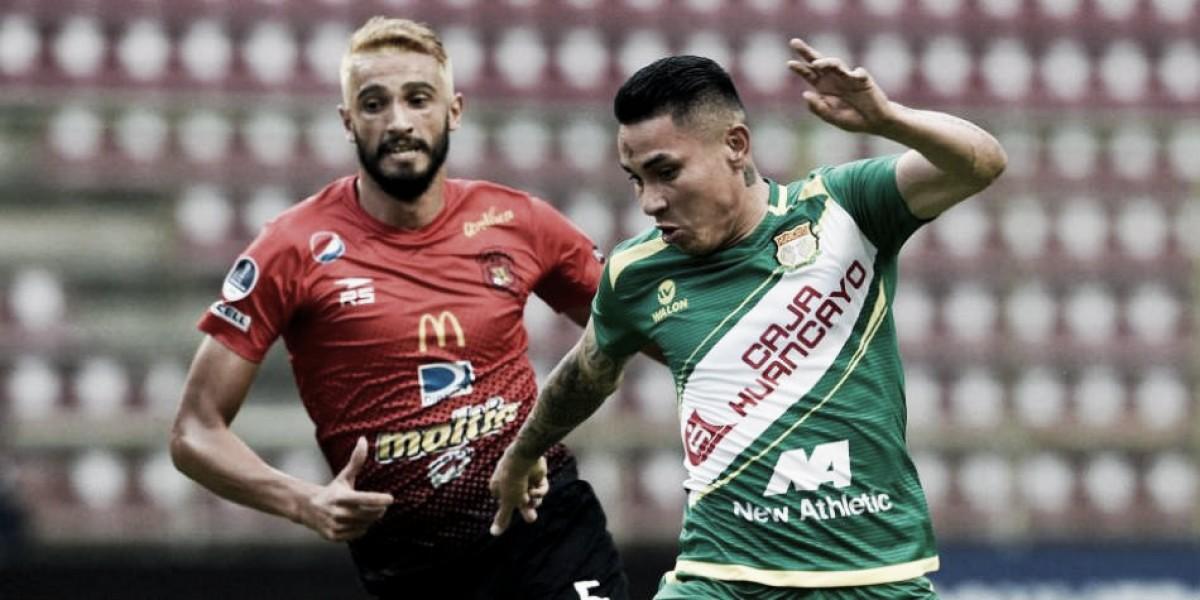 Previa CD Sport Huancayo vs Caracas FC: los avileños buscando el pase a octavos