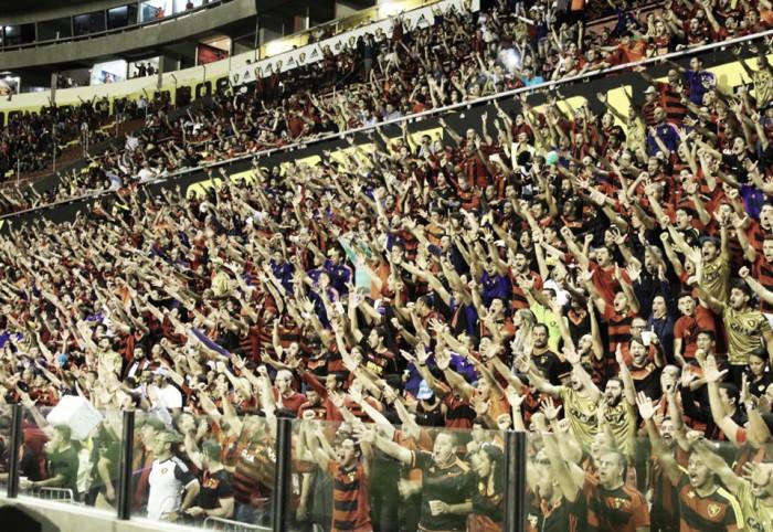 Impulsionada por bom momento, torcida do Sport compra mais de 15 mil ingressos antecipadamente