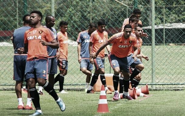 Sport se reapresenta para última rodada do Brasileirão com ausência de Rithely