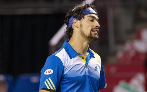 US Open: un incommentabile Fognini saluta Flushing Meadows
