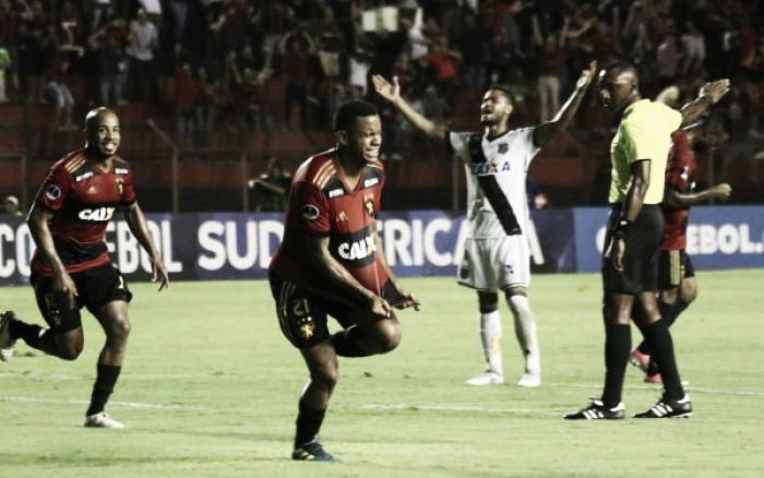 Sport vence Ponte Preta sem dificuldades e abre boa vantagem para volta na Sul-Americana