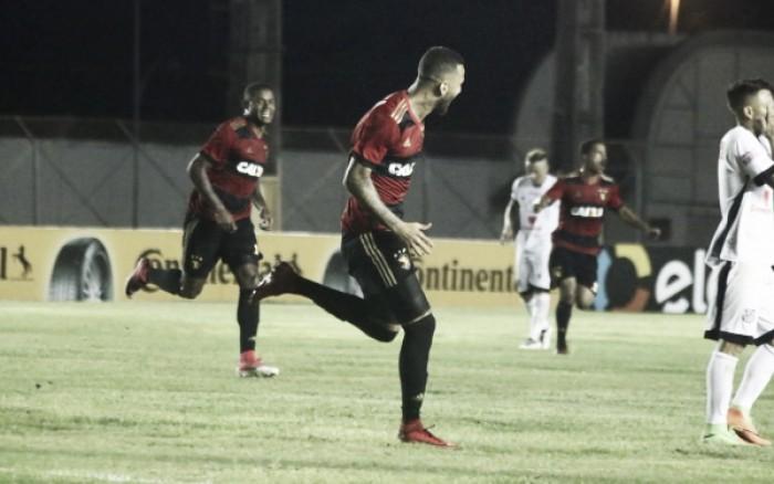 Sem convencer, Sport bate Santos-AP e garante classificação na Copa do Brasil