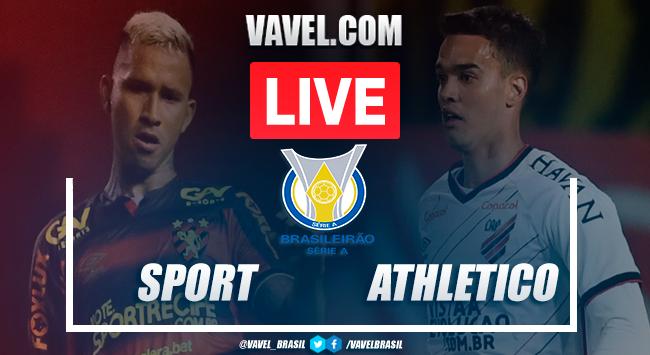 Gol e melhores momentos de Sport x Athletico Paranaense (1-0)