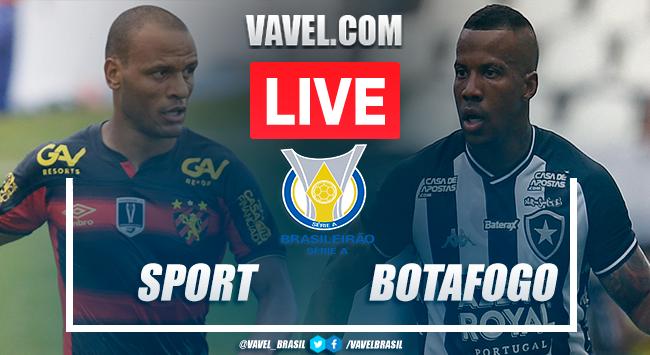 Gols e melhores momentos de Sport 1 x 2 Botafogo pelo Campeonato Brasileiro 2020