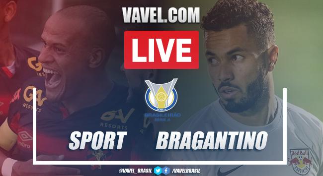 Melhores momentos de Sport 0x0 Bragantino pelo Campeonato Brasileiro