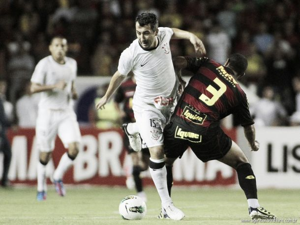Em clima de festa, Sport enfrenta Corinthians na Ilha do Retiro
