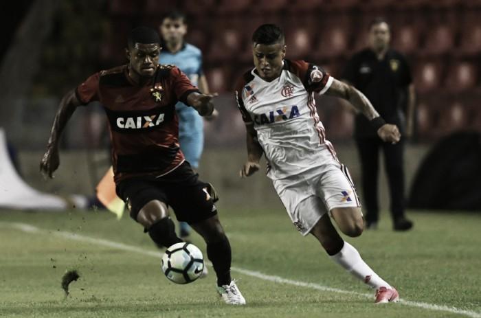 Duelo de Rubro-Negros: Flamengo e Sport se enfrentam buscando reafirmação