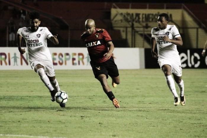 Briga contra Z-4: Fluminense pode colaborar com rebaixamento do Sport na próxima rodada