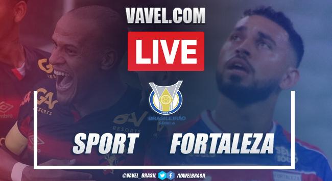 Gol e melhores momentos de Sport 1 x 0 Fortaleza pelo Campeonato Brasileiro 2020