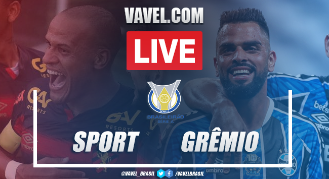 Gols e melhores momentos Sport 1 x 1 Grêmio pelo Campeonato Brasileiro 2020
