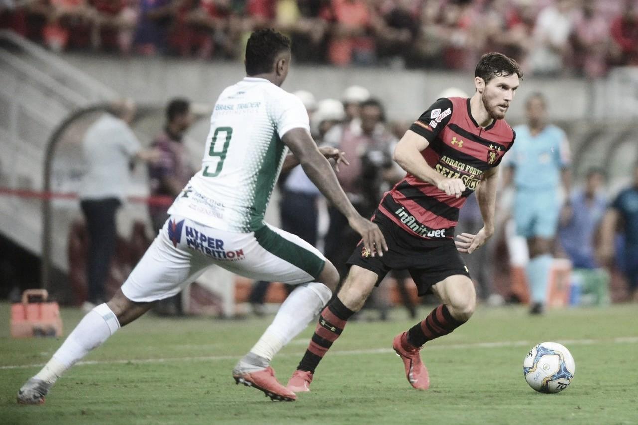 Sport empata com Guarani e perde chance de dormir na vice-liderança da Série B