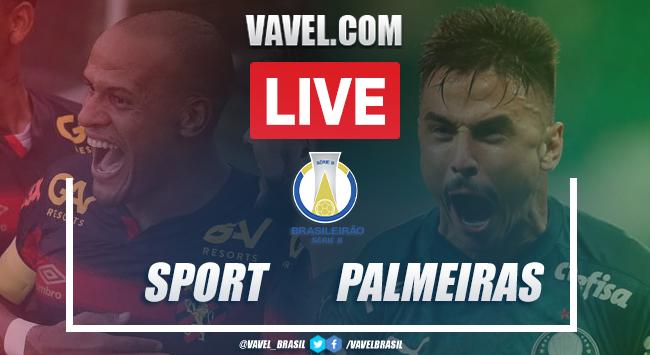 Gol e melhores momentos Sport 0 x 1 Palmeiras pelo Campeonato Brasileiro 2020