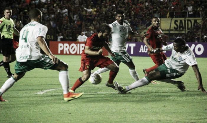 Palmeiras aproveita superioridade técnica, vence Sport e mantém liderança isolada